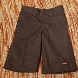 Boys 7 dickies work shorts